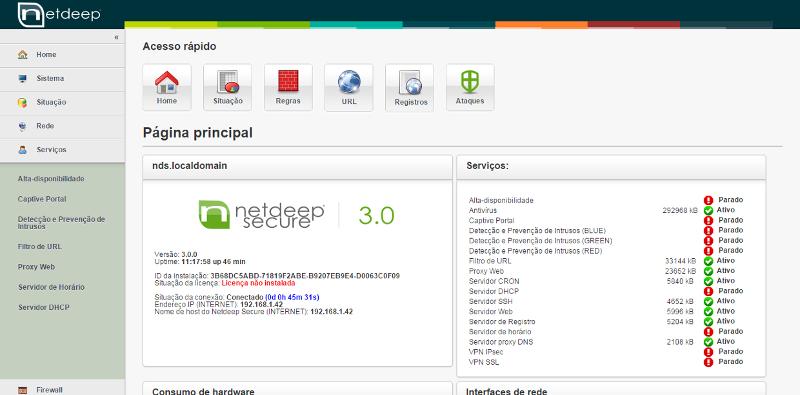 Lançada versão beta do Netdeep 3
