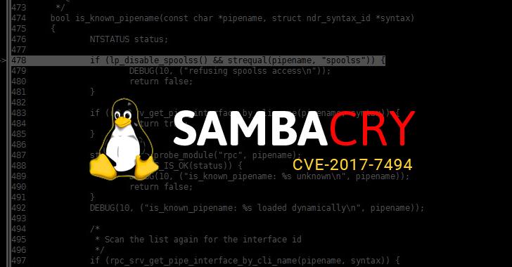 SambaCry: Vulnerabilidade afeta servidores Linux. O que eu preciso saber?