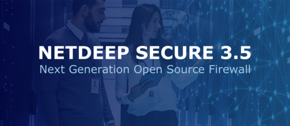 Lançado o Netdeep Secure Firewall 3.5!
