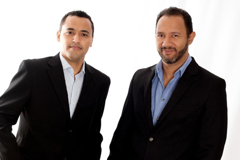André Ferreira e Marcos Serafim - Sócio-fundadores da Netdeep.